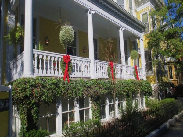 Savannah Historic District Old Southern Charm