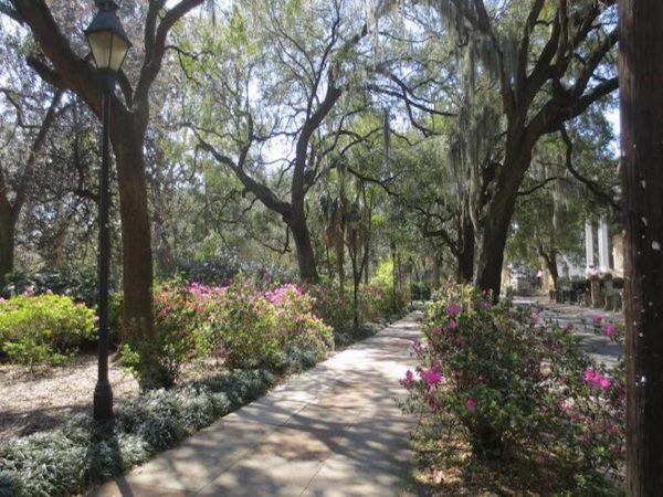 Savannah's historic district is the epitome of classic Old South.