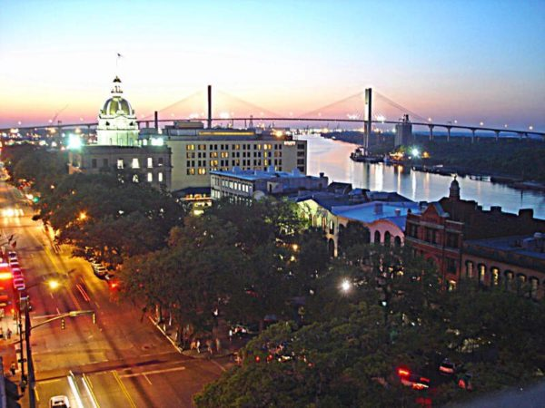 Unexplained mysteries abound in Savannah, one of the most haunted cities in the United States.