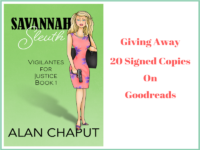 Savannah Sleuth Book on Goodreads