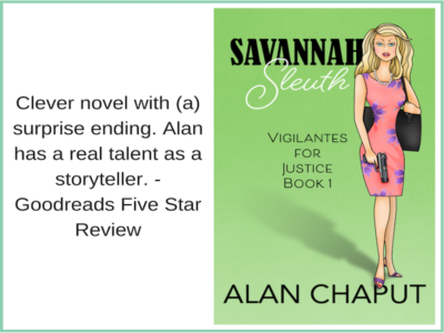 Savannah Sleuth Goodreads five star review