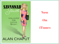 Savannah Sleuth Mystery Novel Now on iTunes