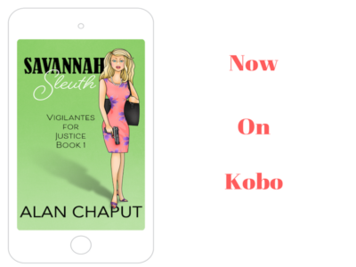 Savannah Sleuth Now on Kobo