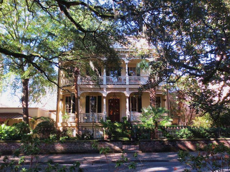 Savannah restoration pioneers decided to save local structures slated for demolition. Today, Savannah is blessed with hundreds of restored historic homes