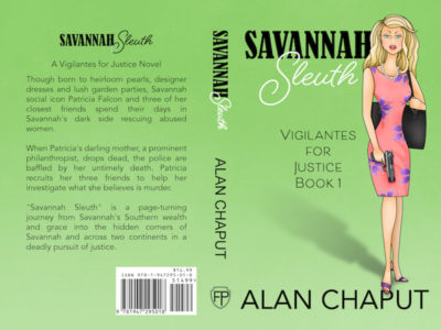 Savannah Sleuth Mystery Novel